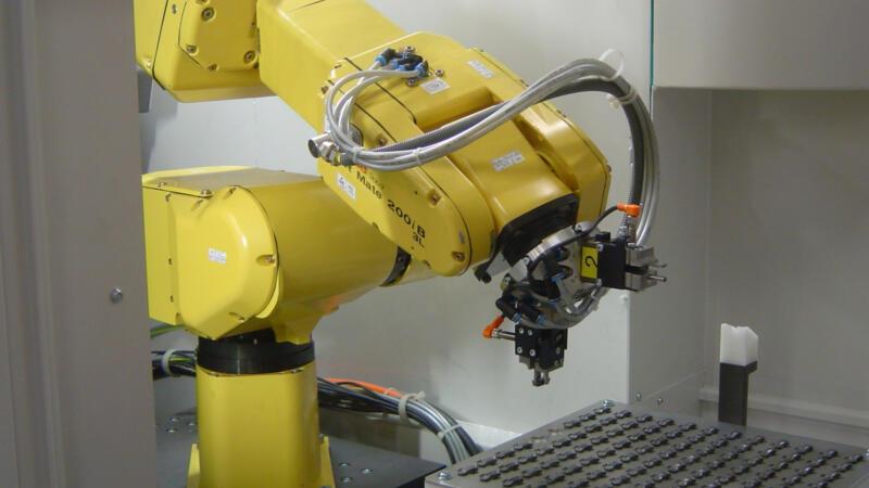 Fanucroboter