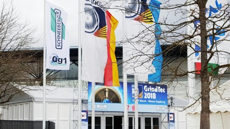 GrindTec 2018 Augsburg
