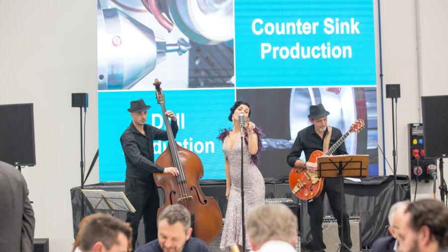 Swing 'n Jazz von Jazzica Rabbit