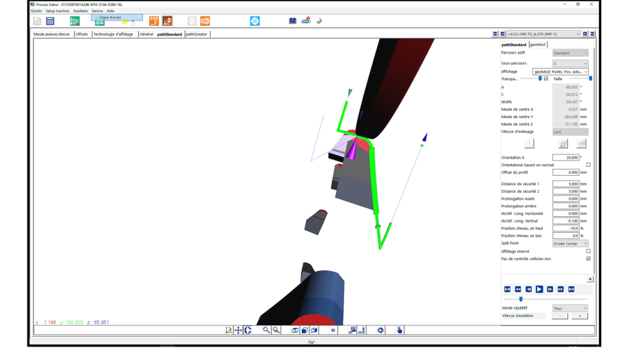 Qg1 Prozess-Simulationssoftware