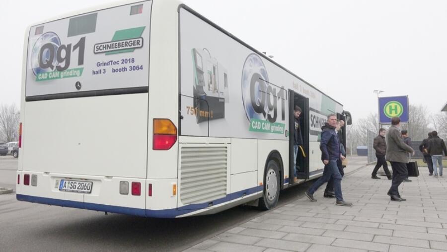 Schneeberger Bus